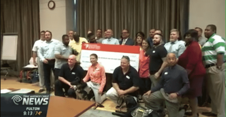 TWCNEWS COVERAGE OF ENTREPRENEURSHIP BOOTCAMP FOR VETERANS WITH DISABILITIES